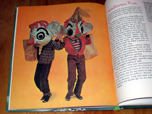 Photo from (the very demented and disturbing) Alcoa's Book of Decorations