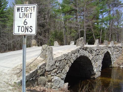Weight limit 6 tons