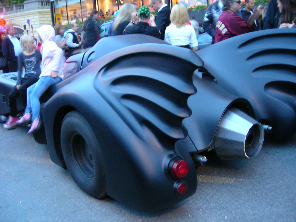 Batmobile - 2