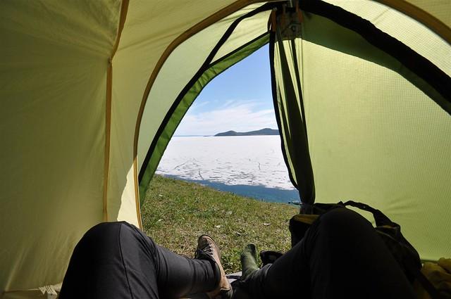 Best campsite ever?