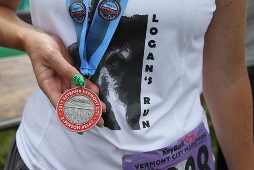 Logan's Run Complete!