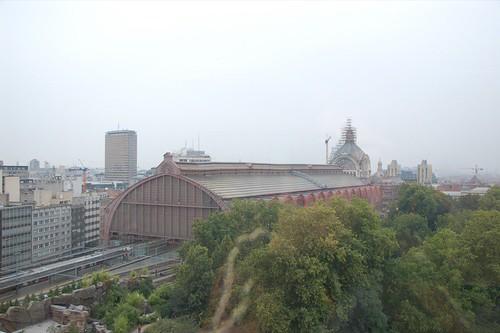 Centraal Station vanuit Alcatel