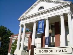 Monroe Hall, Sunny Day 2