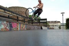 Darmstadt Stadtmauer, me...