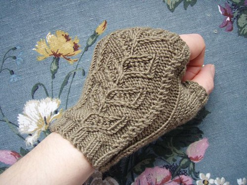 birthday mitts by Sarah W