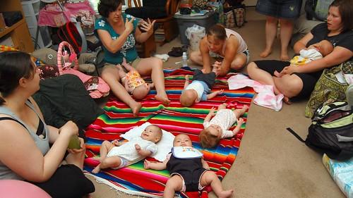 Playgroup at Susan's