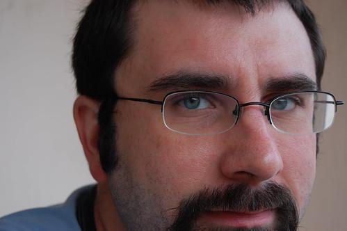 Close-up James