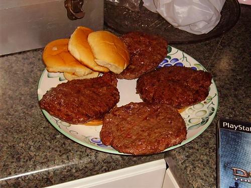 Big burgers!