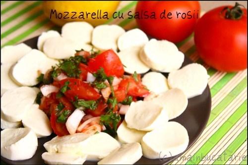 Mozzarela cu salsa de rosii3