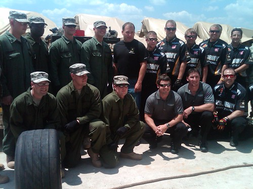 US Army Racing Team at Fort Benning