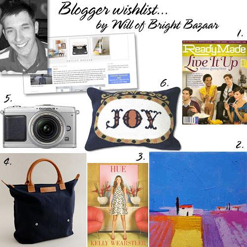 Bright Bazaar's wishlist