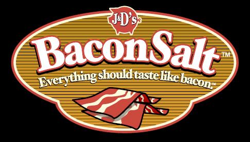 Bacon Salt - Everything Should Taste Like Bacon
