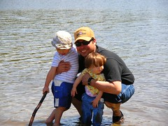 dad, charlie & lola