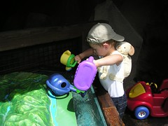 charlie water table