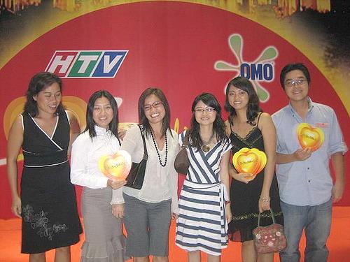 Omo Tet @ HTV station