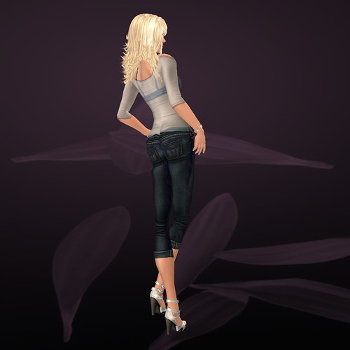 Casual Blonde