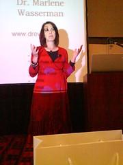 Dr Marlene Wasserman aka Dr Eve