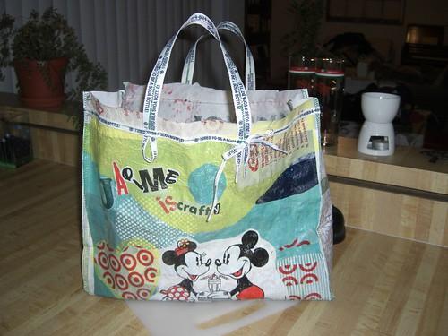 Fused Bag
