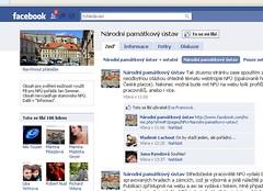 Národní památkový ústav na FB - 1