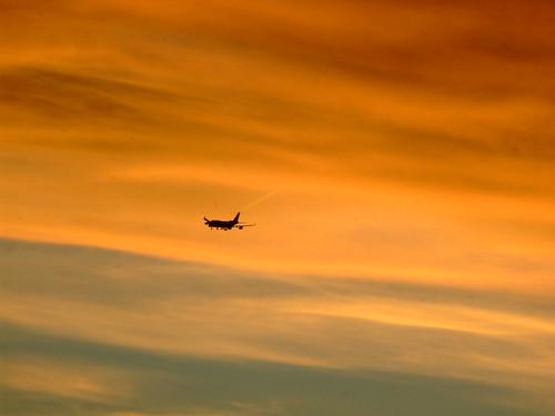 Evening landings