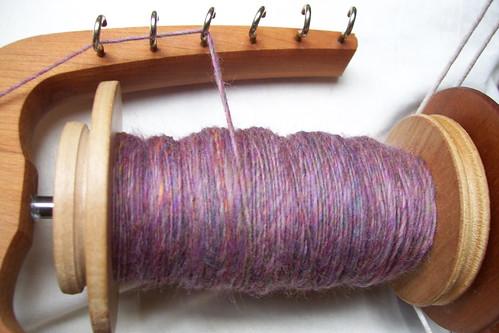 Rose Quartz - bobbin
