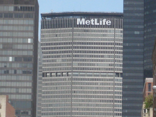 York Restoration Corporation shot of Metlife