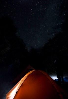 Tent, Crescent City