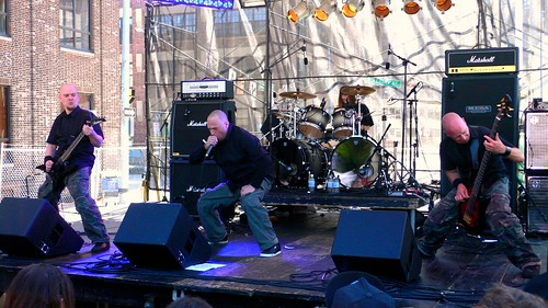 Sinister at Maryland Deathfest VIII