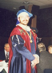 Scott Alan Miller in Medieval Garb