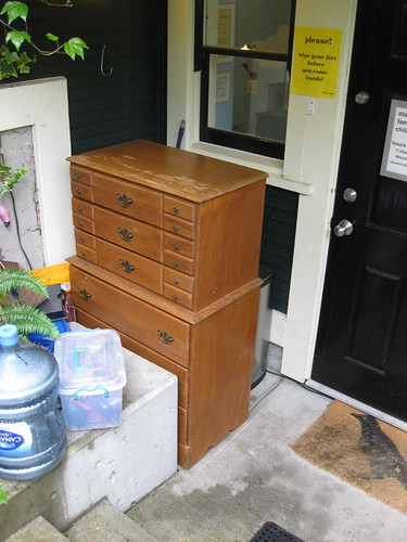 Possibly Buggy Dresser