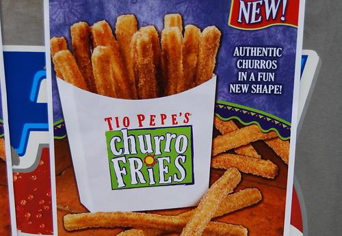 "Churro ""fries"""
