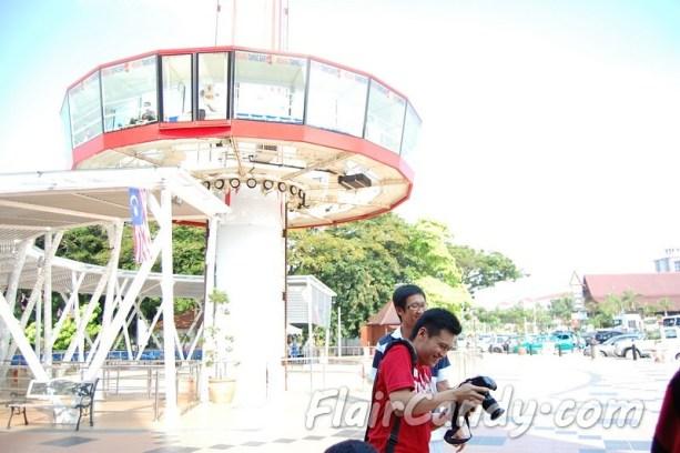 Melaka - Menara Taming Sari (9)