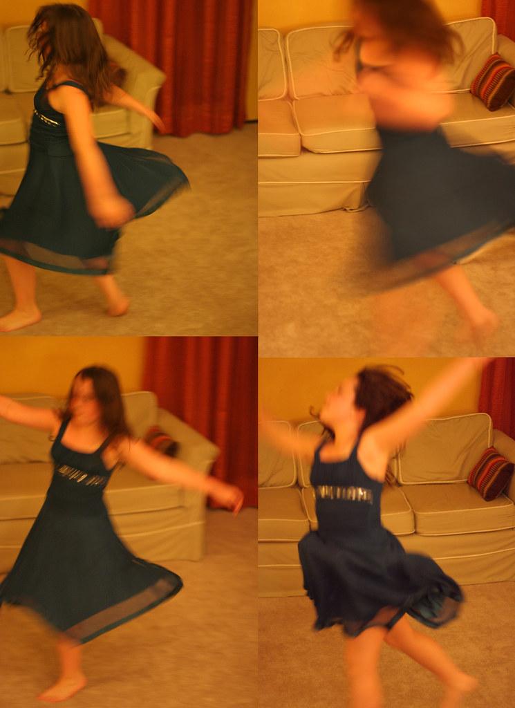 Grace Dancing