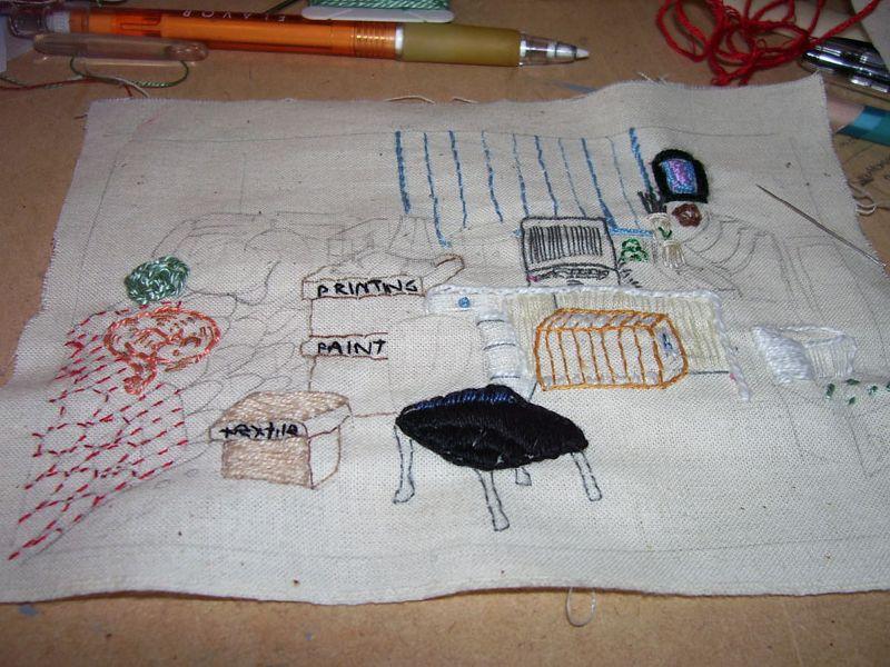 studio in stitches