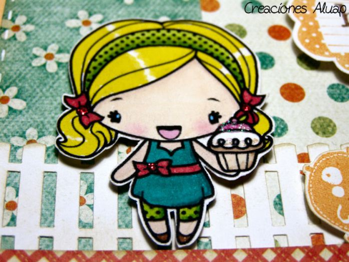 Detalle Anya Cupcake