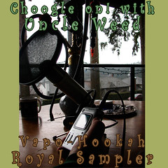 Vapo-Hookah Royal Sampler - Choogle on