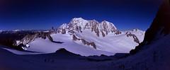 Mt. Blanc massif