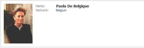 Paola De Belgique