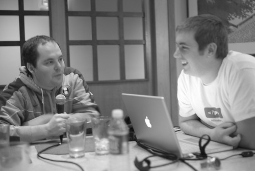 Paul and Sean of Pro::PHP Podcast