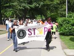 Stop Violence Against Women Walk-a-Thon