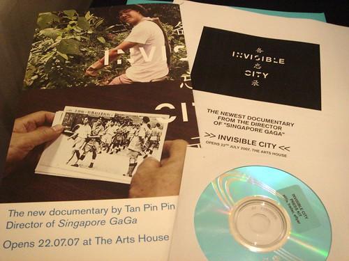 """Tan Pin Pin's """"Invisible City"""" (blogger screening) - 2"""