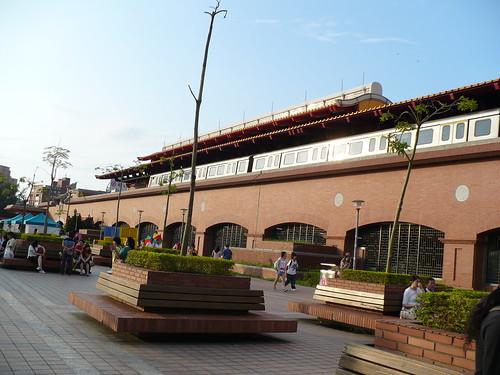 Danshui MRT Station