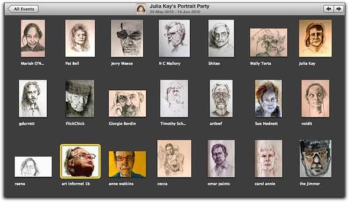 Flickr Portrait Party
