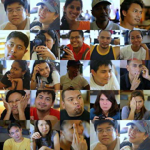 The Many Faces of KL FLICKR Meetup...