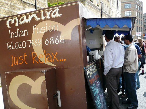 Indian Food Whitecross Street