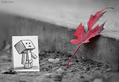Something in Common by Ben Heine