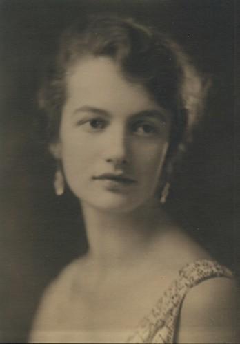 Gran Young Woman