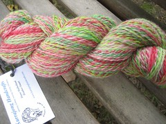 Handspun from Diane