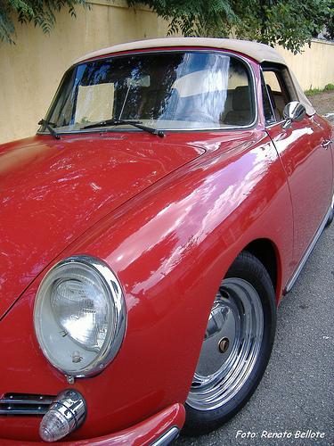 Porsche Super 90 (Chamonix)