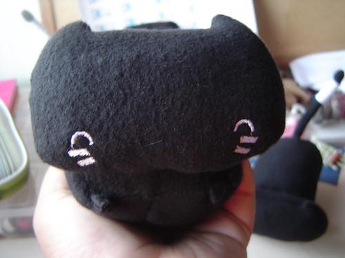 Boneco do gato Froid, frente